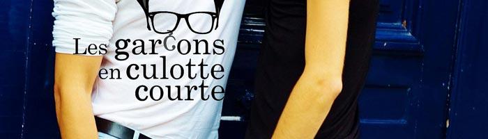 Les Garçons En Culotte Courte @ Anthracite