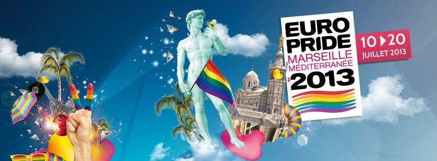 DJ Little Nemo @ Europride Marseille (France) – 19 et 20 Juillet 2013