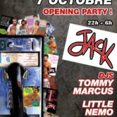 JACK Opening Party
