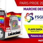 Char Matinee + FSGL @ Gay Pride Paris 2018