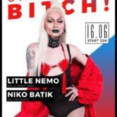 SHe's Back Bitch @ Le Six (Nice)