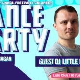DJ Little Nemo Guest DJ @ Lulu Club (Nîmes)