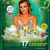 EDEN Pride Party @ Tignespace, Tignes w/ FRAGMA Live