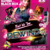 REWIND @ Tignespace, Tignes w/ BLACK BOX