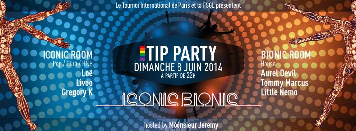 TIP PARTY 2014 with DJ Little Nemo