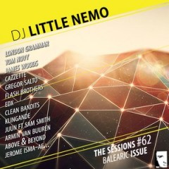 The Sessions #62 by DJ Little Nemo – Balearic Issue