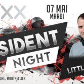 Resident DJ @ Le Coxx