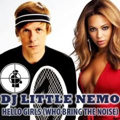 Martin Solveig vs Beyoncé : Hello Girls (DJ Little Nemo Mashup)