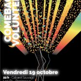 Comeback Volunteers Gay Games @ Cabaret Sauvage