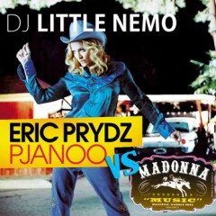 Madonna vs Eric Prydz : Mjusic (DJ Little Nemo Mashup)