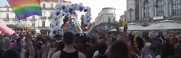 DJ Little Nemo @ Gay Pride Montpellier