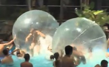 SuperSize Pool Party