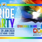Pride Party @ Quetzal Bar
