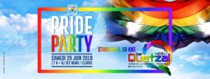 Quetzal bar - Pride Party Juin 2019