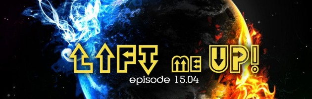 Lift Me Up! Episode 15.04 by Ted Murvol