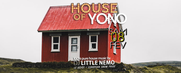 House Of Yono Fevrier 2020