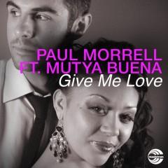 Paul Morell f. Mutya Buena VS Sean Finn – Give Me Love vs Cold As Ice (DJ Little Nemo Mashup)