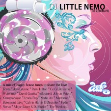 The Sessions #73 by DJ Little Nemo – Happy House Edition