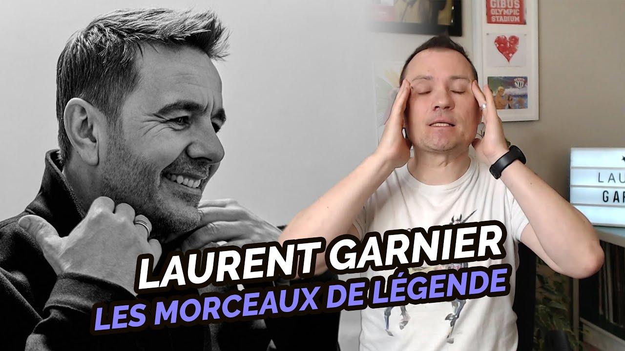 Laurent Garnier - Les morceaux de légende