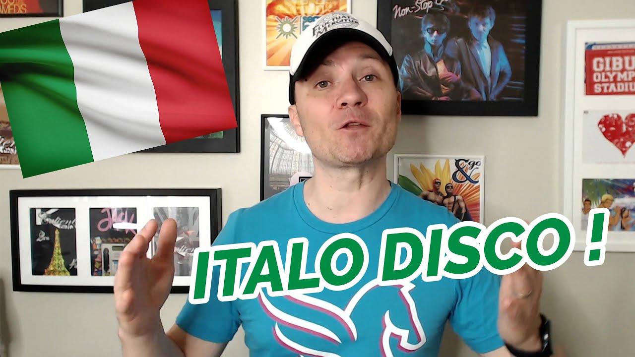 Histoire de l'Italo Disco ??