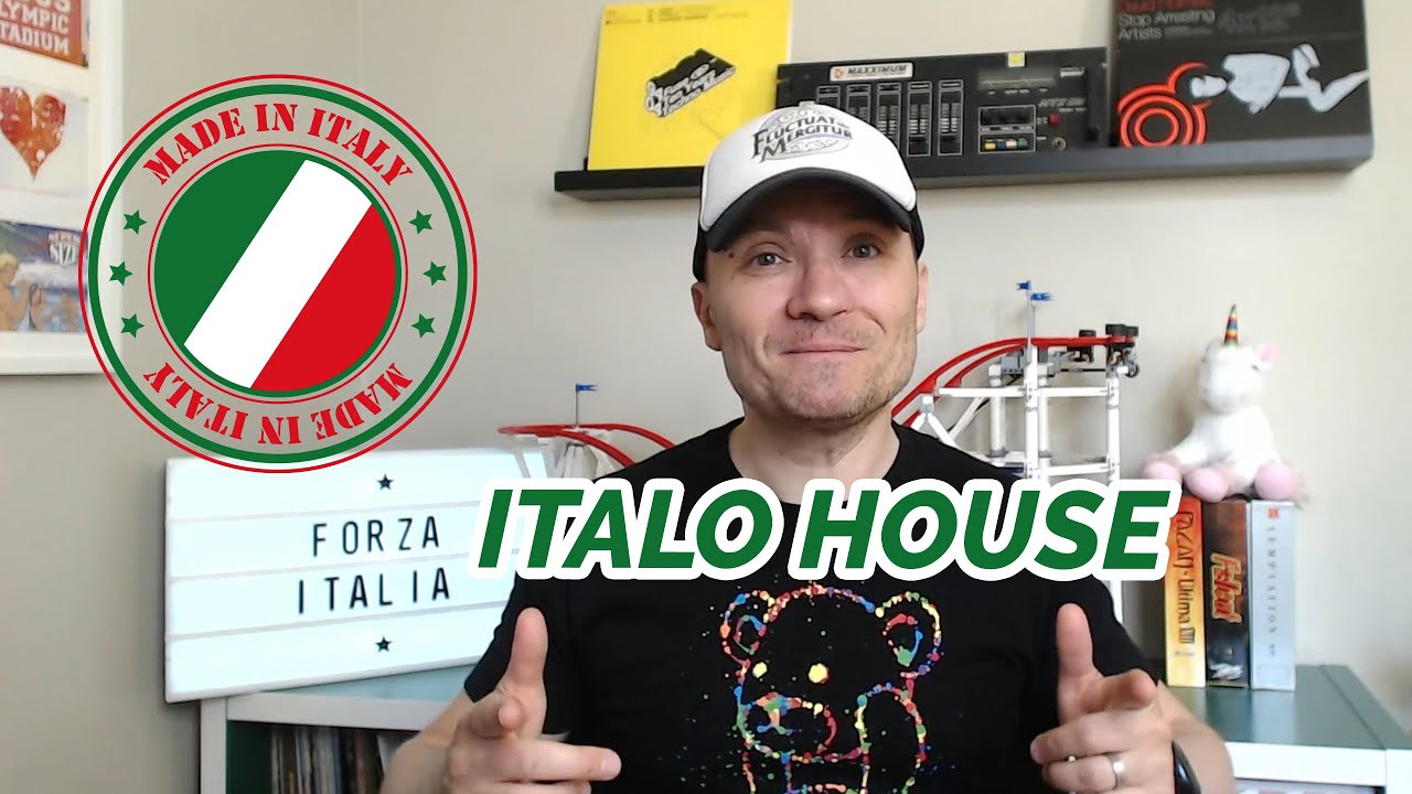 Italo House : House Made In Italy !