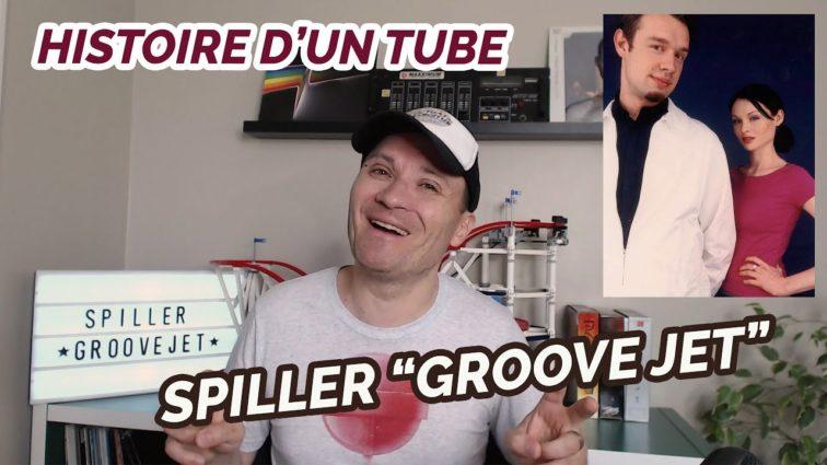 Spiller feat Sophie Ellis-Bextor - Groove Jet // Histoire d'un tube