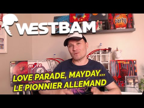 Westbam : Love Parade, Mayday... le pionnier allemand