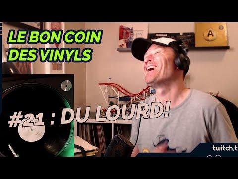 Le bon coin des vinyls #21 : du lourd !